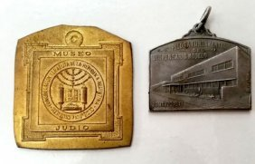 Two Rare Items - The Jewish Community In Argentine
