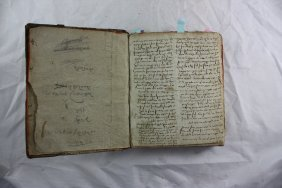 Collection Of Rare Books - Signatures And Glosses