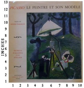 Dealer Art Book Pablo Picasso - Picasso Le Peintre Et