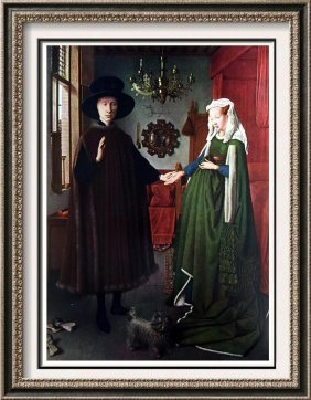Masterpieces Of Flemish Painting Jan Van Eyck: Giovanni