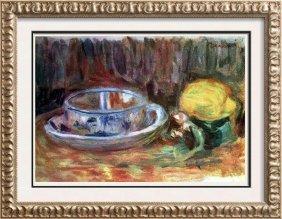 Renoir, Pierre Auguste Peintures Nature Morte A La