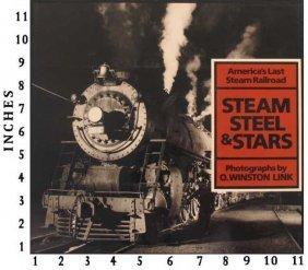 Museum Art Books O Winston Link Americans Last Steam
