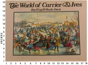 Museum Art Books Currier & Ives, The World Of Currier &