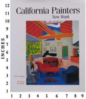 Dealer Liquidating Art Books California Painters