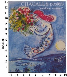 Art Book Liquidation Sale Marc Chagall - Posters
