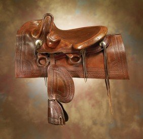 S C Gallup & Frazier Side Saddle