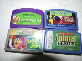 Leap Frog/leapster Games