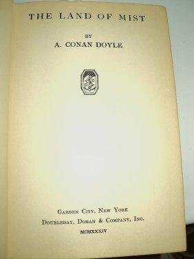 Rare Land Of Mist By A. Conan Doyle January 1926