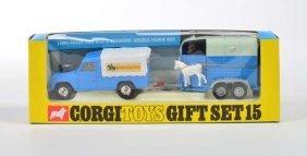 Corgi Toys, Gift Set 15