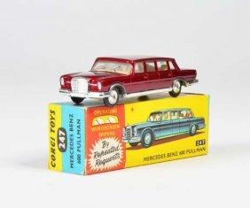 Corgi Toys, Mercedes Pullmann