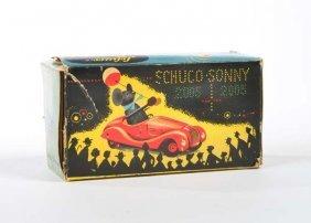 Schuco, Leerkarton Sonny Mouse