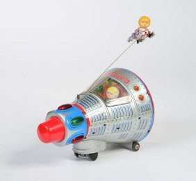 Modern Toys, Space Capsule 7