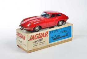 Tt, Jaguar E Type