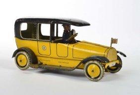Lehmann, Taxi