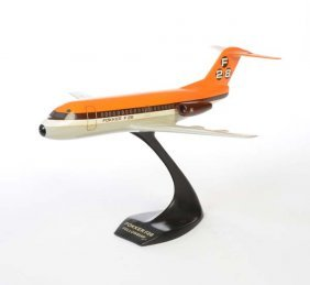 Flugzeugmodell Fokker F 28
