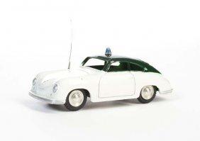 Marklin, Porsche 356 Polizei