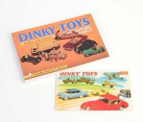 Dinky Toys, Katalog 1959 (schweiz) + Dinky Toys Buch