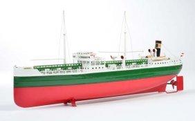Fleischmann, Esso Tanker