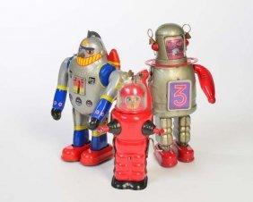 3 Roboter