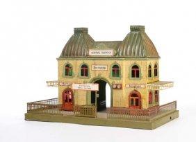 Marklin, Bahnhof 2012, Spaete Version Von 1919-1927