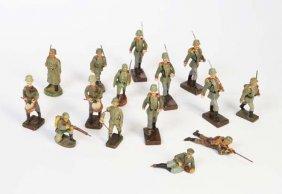 Lineol U.a., Soldaten