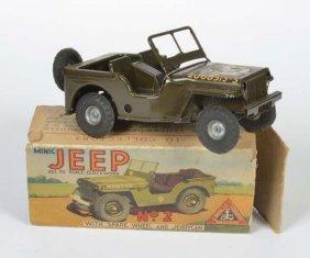 Tri-ang, Minic Jeep