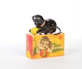 Koehler, Werbemodell Katze (zell, Mosel)