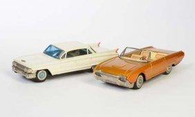 Bandai, Cadillac + Ford Thunderbird