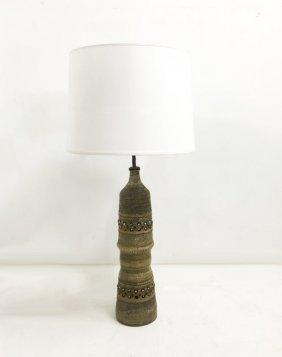 Accolay - Ceramic Lamp, Circa 1950