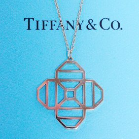 Magnificent Tiffany & Co. Paloma Picasso Gold Necklace