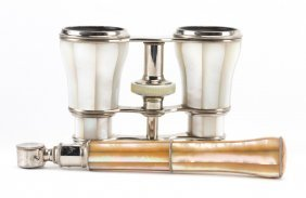 A Pair Of French Opera Glasses