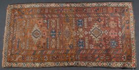 Antique Northwest Persian Rug, Approx. 3.9 X 6.11