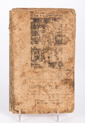 E. Blunt; Seamanship, 1812