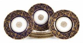 10 Royal Doulton China Cabinet Plates