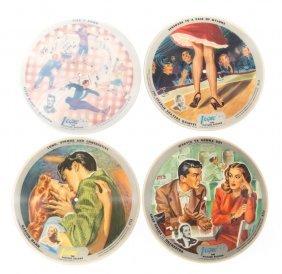 Four Vogue Picture Disks