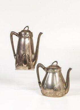 Kaffee- Und Teekanne