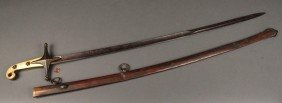 Mamaluke Pattern U.S. Marine Sword