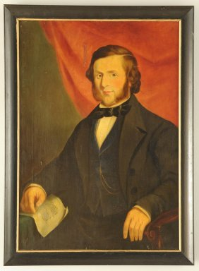 Southern Portrait Of A Gentleman, Poss. TN