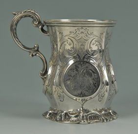 Victorian British Sterling Cup