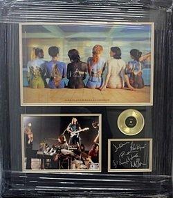 "Memorabilia ""pink Floyd - Back Catalogue"""