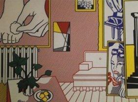 Lithograph - Roy Lichtenstein