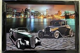 Brooklyn Bridge Park Night