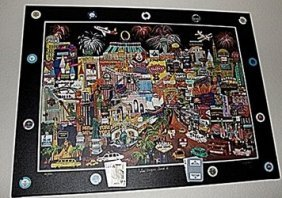 Amazing Painting Of Everything And Anything Las Vegas