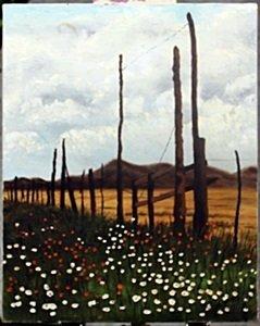 Original Acrylic Painting By Liz Williams