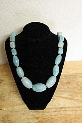 Unisex Jade Necklace