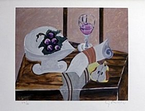 Lithograph After Georges Braque