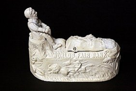 World's Fair Bank Cast Iron