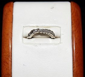 Very Fancy Diamonds Band Ring.