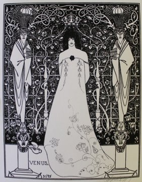 Lithograph By Aubrey Beardsley