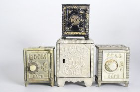 Four Safes Still Bank